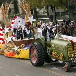 2013 Rose Parade Event Coordinator